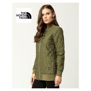 NWT THE NORTH FACE Mod Womens Bomber Jacket